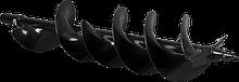Шнек для земли к бензобуру 150мм Кратон 1 21 01 003