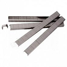 Скобы для пнев степлера.10мм 5000шт\matrix 57656