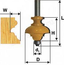 Крепежный уголок 2.0мм,90х90х65мм арт.46405