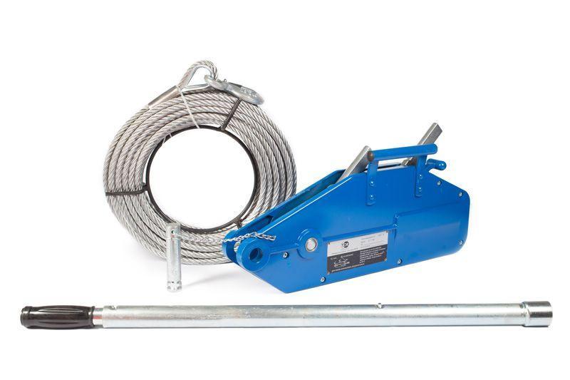 Лебедка рычажная тросовая TOR МТМ 1600 арт.112161
