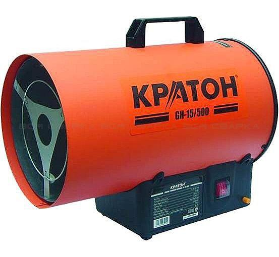 Пушка газовая Кратон  GFH-15\500 арт.3 09 03 004