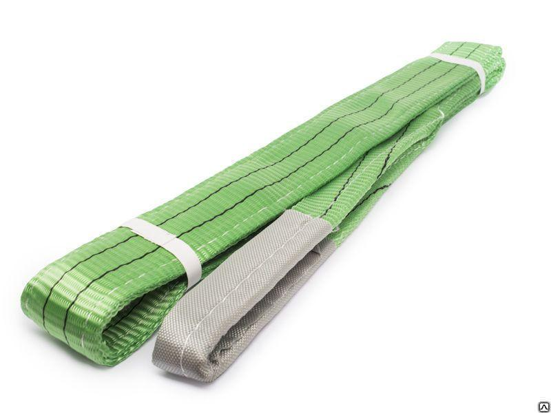 Строп текстильный петлевой г\п-2тн.,L-3м арт.стп-2.0\3000