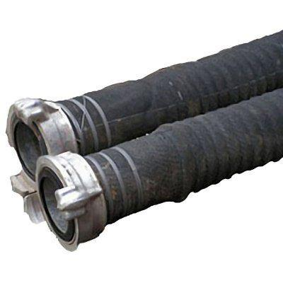 Рукав всасывающий с 1 головкой ГР-80(D-80мм,L-4м) арт,РВ-80-4 DDE
