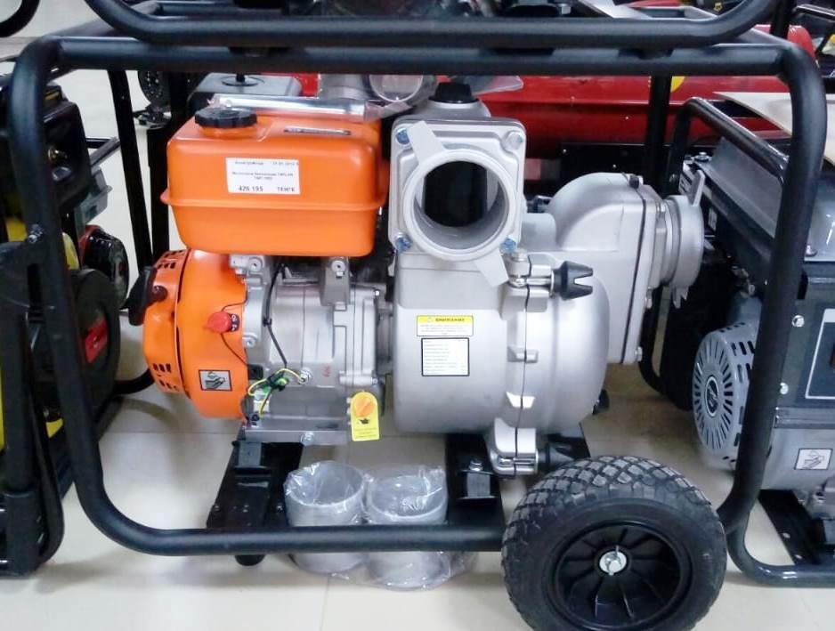 Мотопомпа бензиновая TARLAN TWP 100S