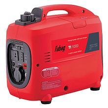 Генератор бензиновый цифравой Fubag TI 1000