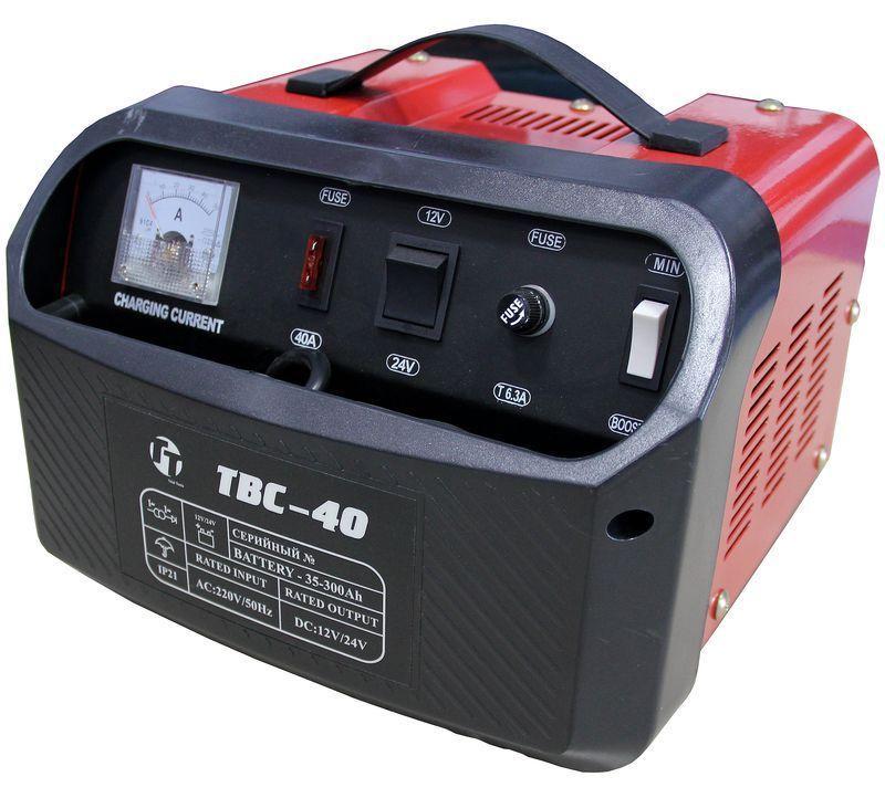 Зарядное устройство Total TBC-40