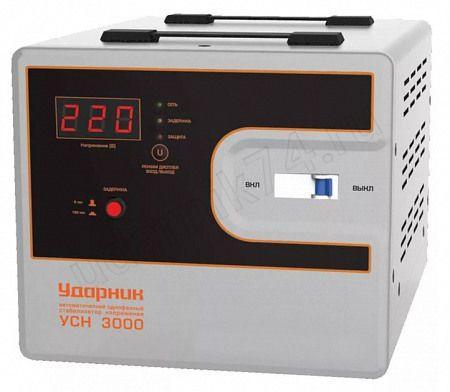 Стабилизатор напряжения Ударник УСН 3000