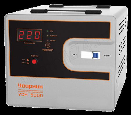 Стабилизатор напряжения Ударник УСН 5000