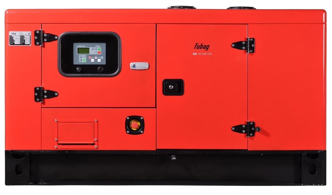 Генератор дизельный Fubag DS 40 DAC ES (380В,в закр.кожухе)
