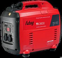 Генератор бензиновый цифравой Fubag TI 2600