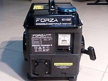 Генератор бензиновый цифравой FORZA IG1100F
