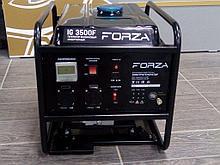 Генератор бензиновый цифравой FORZA IG3500F