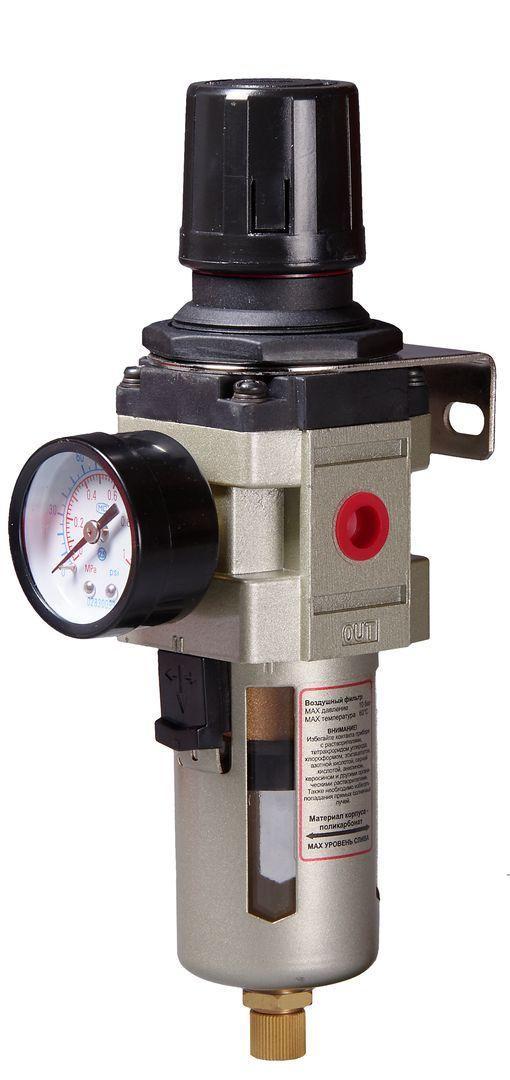 """Фильтр с регулятором давления Fubag FR 2000 1\4"""" 190120"""