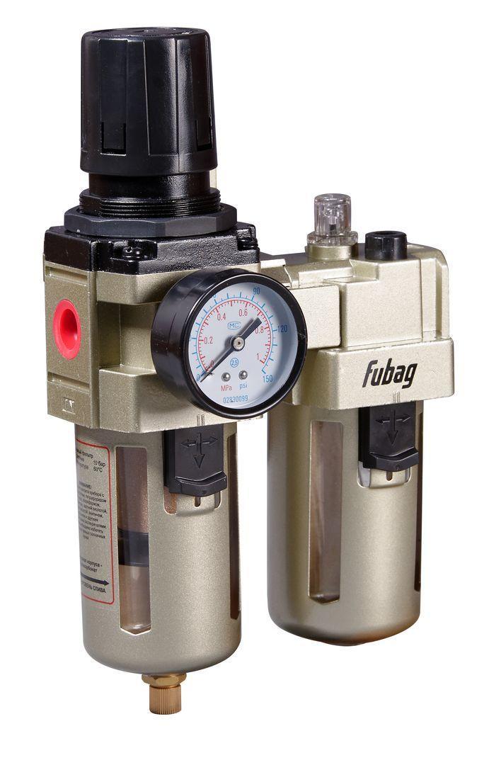 """Блок подготовки воздуха Fubag FRL 3000 1\2"""" 190150"""