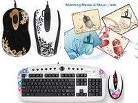 Компьютерные мыши: проводные и...