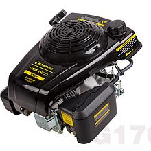 Двигатель CHAMPION  (5,5лс/4кВт 173см? вертикальный 22,2мм шпонка 13,6кг для газонокосилок), CHAMPIO