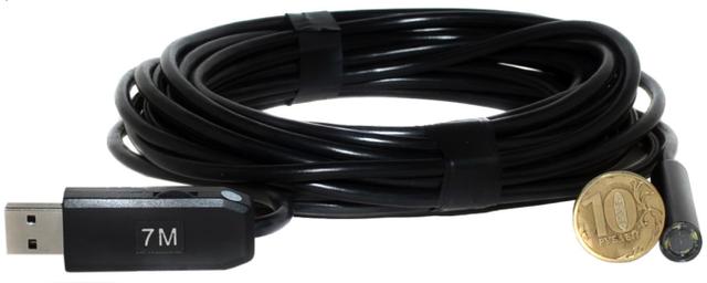 Технический эндоскоп SnakeL-4D 5 метров