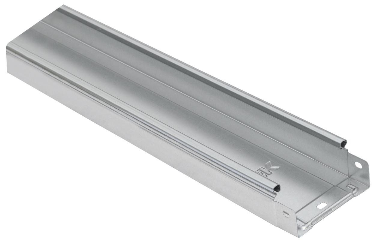 Лоток неперфорированный 50х100х3000 толщ. 1,2 мм IEK