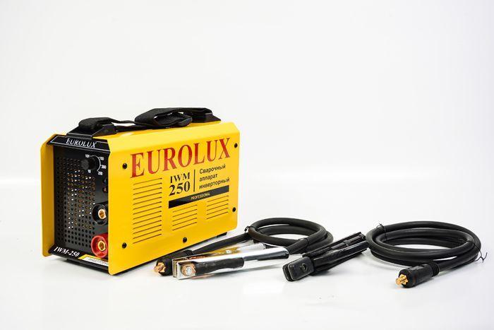 Инвертор сварочный Eurolux IWM 250