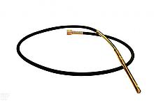Вал гибкий с вибронаконечником CHAMPION (L6m D60mm M тип) для CVG424, CHAMPION, C1701