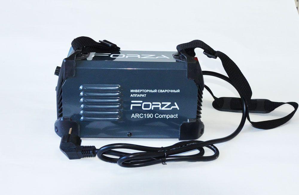 Инвертор сварочный FORZA  ARC-190 Compact
