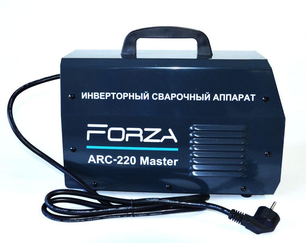 Инвертор сварочный FORZA  ARC-220 Master
