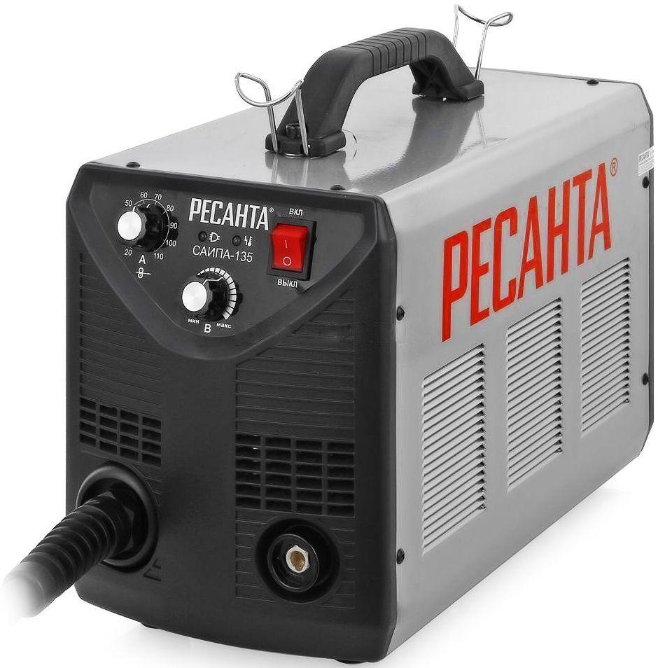 Сварочный полуавтомат инвертор Ресанта САИПА-135