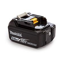 Аккумулятор Li-lon BL1850B MAKITA 18В,5Ач.с индикат.(коробка 1шт.)арт. 197280-8