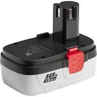 Батарея аккумуляторная 'ЗУБР' ЗАКБ-18 N15, Ni-Cd, 1.5 Ач, 18В, для ЗДА-18-2 КИН