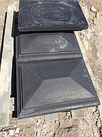 Накрывочный элемент на колонну черный 65/45