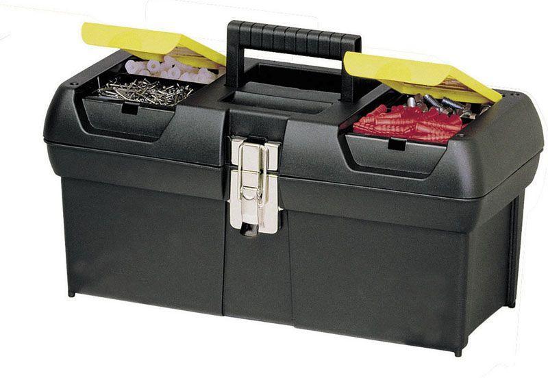 Ящик инструментальный пласт.с органайзером,лотком  STANLEY 1-92-064