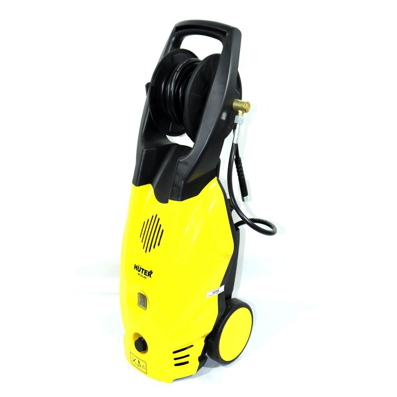 Очиститель высокого давления (автомойка) HUTER W195-QL