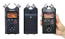 Аудио рекордер tascam dr-40 +2GB SD карта памяти, фото 3