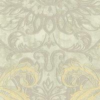 Обои горячее тиснение на флизелине АВАНГАРД 46-117-02 Art Nouveau, 1,06x10 м (комплект из 6 шт.)