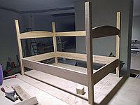 Изготовление мебели на заказ из массива древесины