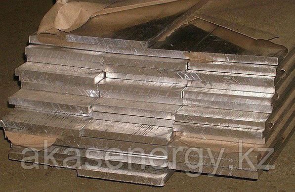 Алюминиевая шина АД31 120х10х4000