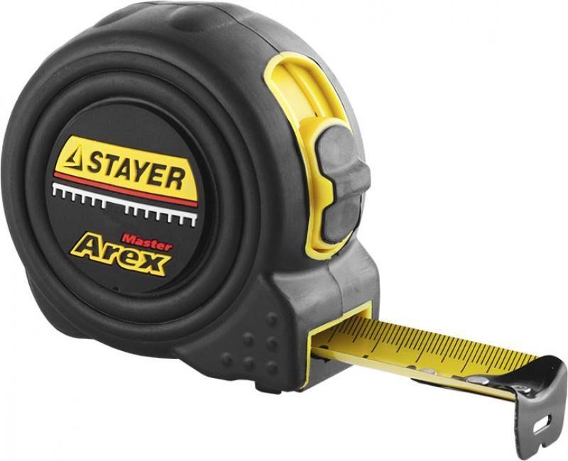 """Рулетка 10 х25мм Stayer""""Profi""""""""AREX"""" 3410-10"""