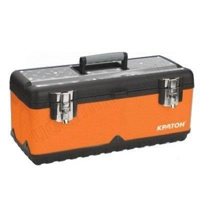 Ящик для инструмента металлический 585мм Кратон 2 14 02 003