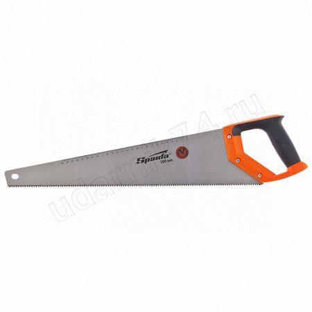 Ножовка по дереву 500мм SPARTA 235035