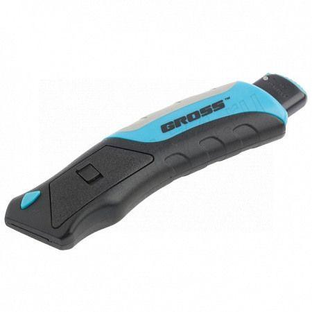Нож ремонтно-монтажный GROSS+5 лезвия 78879