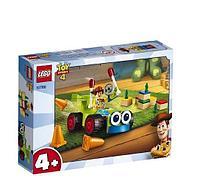 10766 Lego Juniors История игрушек: Вуди на машине, Лего Джуниорс