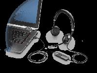 Plantronics представляет новую линейку аудиоустройств для Unified Communications