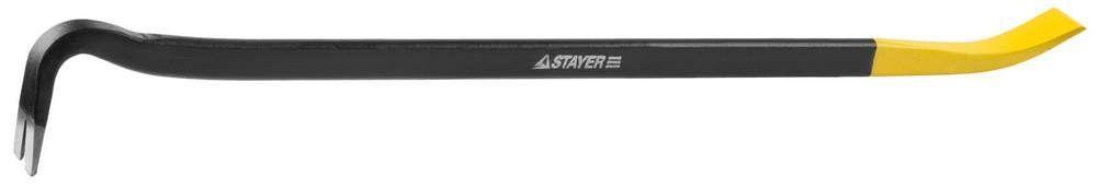 "Гвоздодер Stayer""Profi""кованый,усиленный,22 х12мм, 400мм 21643-40"