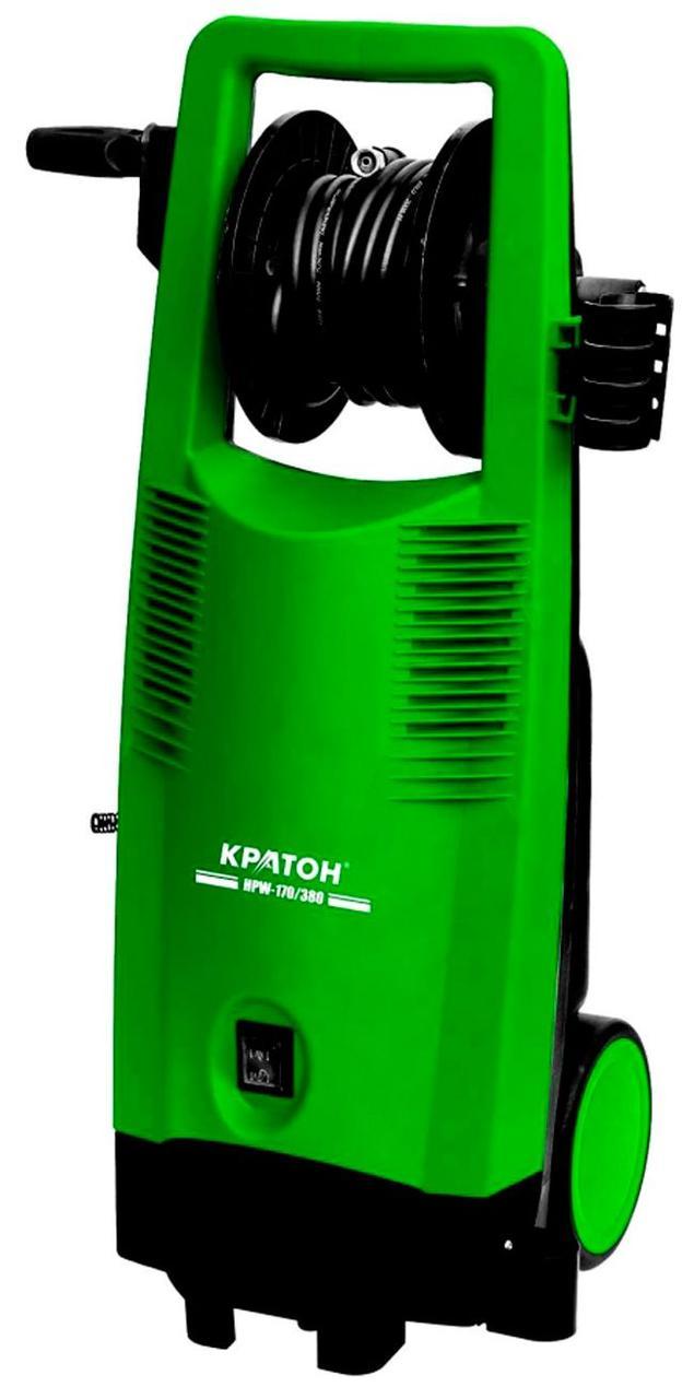 Очиститель высокого давления (автомойка)  Кратон HPW-170\380