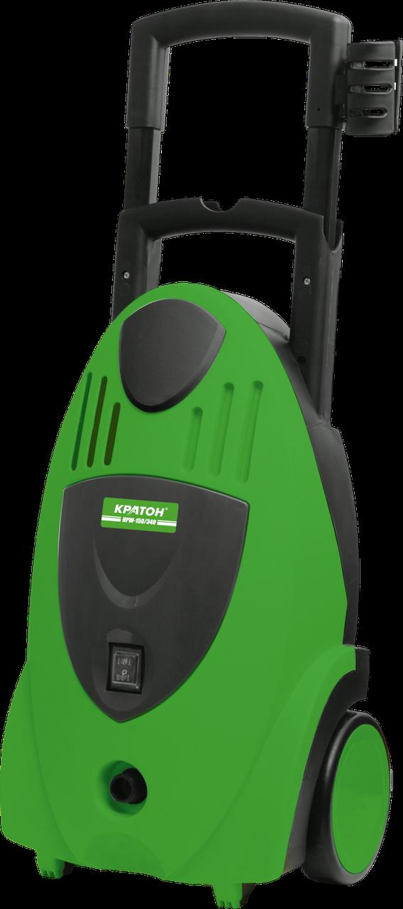 Очиститель высокого давления (автомойка)  Кратон HPW-150\340