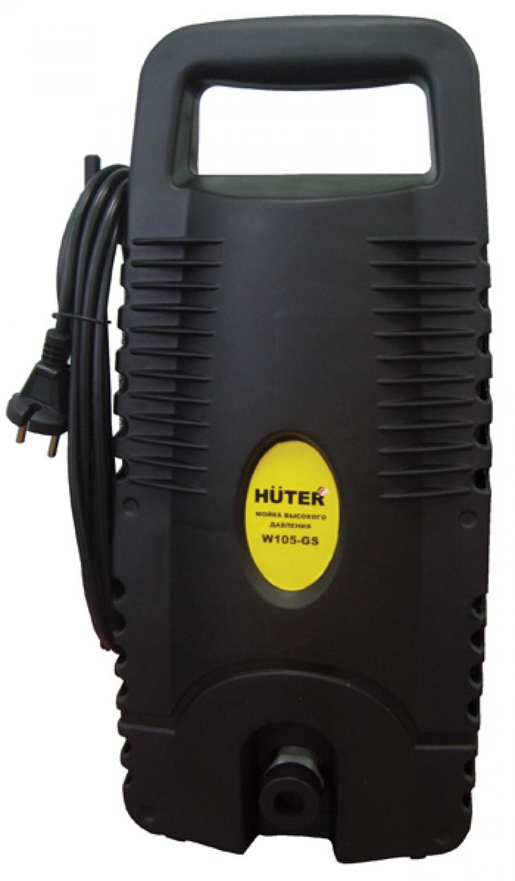 Очиститель высокого давления (автомойка) HUTER W105-GS