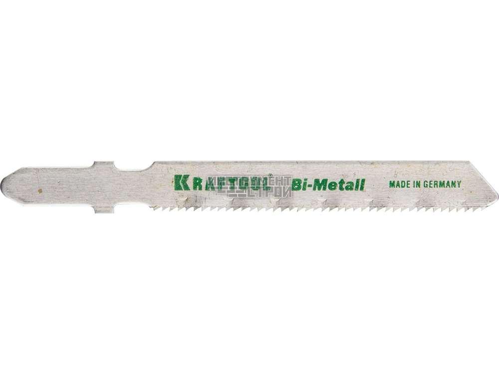 Полотно для электролобзика Kraftool по металлу 55мм 2шт 159555-1.2
