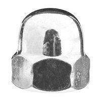 Гайка колпачковая DIN 1587,'ЗУБР', M12, оцинкованная, в упаковке 5 кг