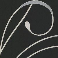 Обои флизелиновые 11-152-06 Swirl, чёрные, 1.06 x 10 м