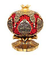 """Сувенир в виде граната, аят """"аль-Курси"""", золотистая, фото 1"""